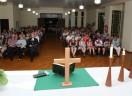 Culto de Gratidão e Envio do Pastor Jonas Ronei Gunsch