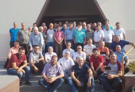 1º Encontro de Homens do Sínodo Paranapanema