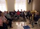 Em Garuva, Culto da Colheita...