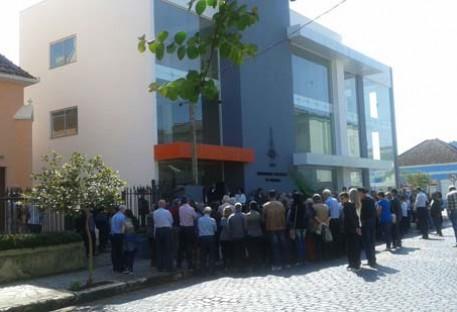 Taquara inaugura seu Centro Martim Lutero