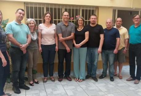 Encontro de Mentores e Mentoras - Porto Alegre/RS