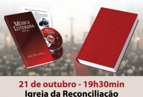 Celebração de dedicação do Livro de Canto da IECLB