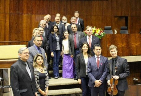 Sessão Solene em Homenagem aos 500 Anos da Reforma - Assembleia Legislativa do RS
