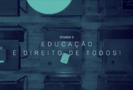 Lutero: Muito Além da Religião - Episódio 8 - Educação é Direito de Todos