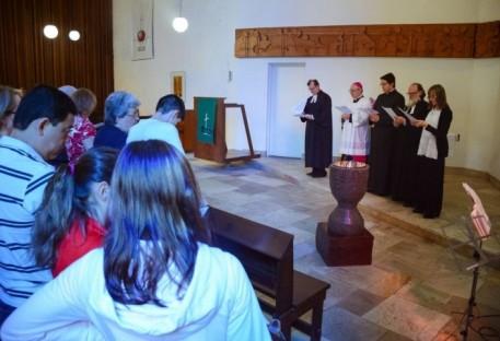 Celebração Ecumênica pelos 500 Anos da Reforma em Santo André/SP