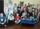 5º Seminário de Vivências em Espiritualidade, na Casa Matriz de Diaconisas, em São Leopoldo/RS