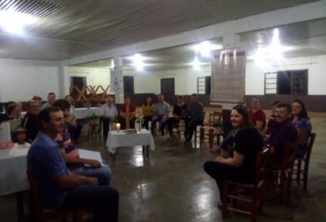 Casais Reencontristas - Paróquia Erval Seco/RS