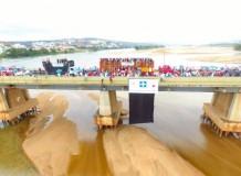 Celebração dos 500 Anos da Reforma, em Colatina/ES, clama pelo Rio Doce