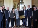 Comissão dos 500 Anos da Reforma almoça com o Governador do RS
