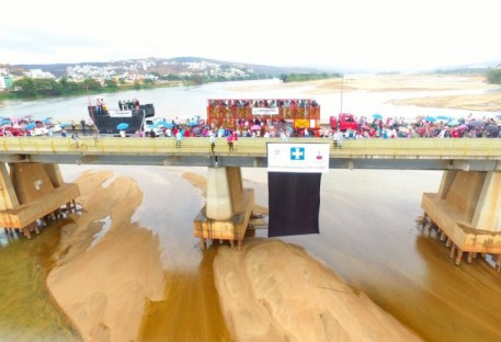 Clamor diante da morte do Rio Doce