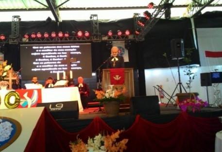 Sínodo Noroeste Riograndense comemora os 500 anos da Reforma Luterana