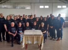 Jubileu de 25 anos do Coral da Paróquia Evangélica Emanuel de Cerrito Alegre