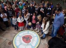 Comunidade da Paz em Portão celebra 101 anos de história