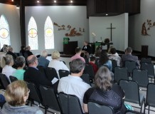 Sínodo Vale do Itajaí comemora 20 anos com celebração especial