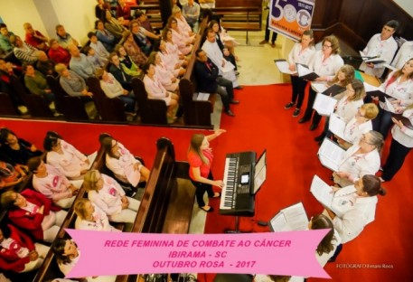 Culto Ecumênico - Outubro Rosa - Ibirama/SC