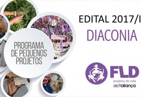 Fundação Luterana de Diaconia (FLD) abre segundo edital para projetos na área de Diaconia