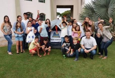 ACAMPADENTRO da Reforma com crianças e adolescentes