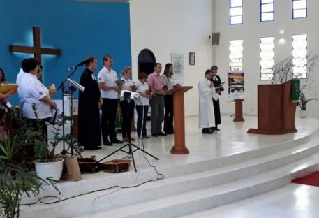 Culto de Despedida, Desinstalação e Envio - Pastores Marlon e Rosangela Radons
