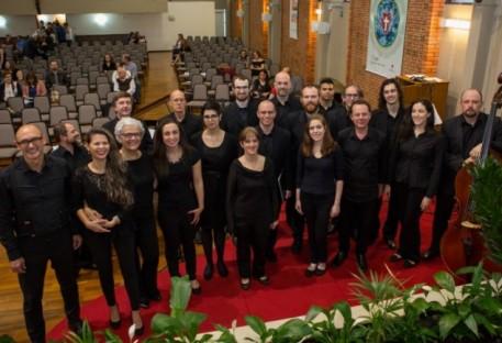 """Celebração de Dedicação do Livro de Canto da IECLB e Lançamento do CD """"Música Luterana-500 anos"""""""