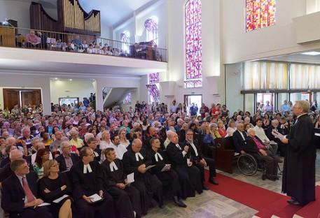 Dia da Igreja em São Paulo