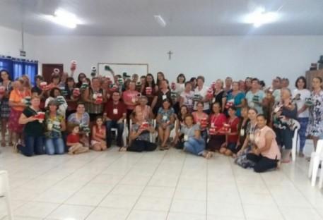 Encontro Paroquial de Mulheres reúne 52 participantes em Cacoal/RO