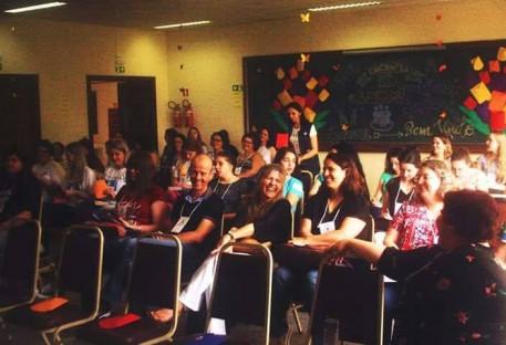 Professoras da Escola Dominical participam de encontro em Curitiba