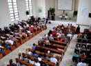 Igreja Evangélica inaugura Rosa de Lutero em Maravilha/SC