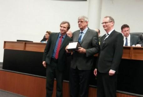 Plenário prestou homenagem aos 500 anos da Reforma Luterana