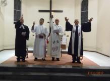 Celebração 500 anos da Reforma - Santa Maria/RS