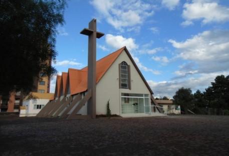 Curso Trilha 8 com realização conjunta na paróquia de Rio das Antas/SC
