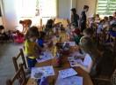Encontro Paroquial das famílias do Culto Infantil de Nova Petrópolis