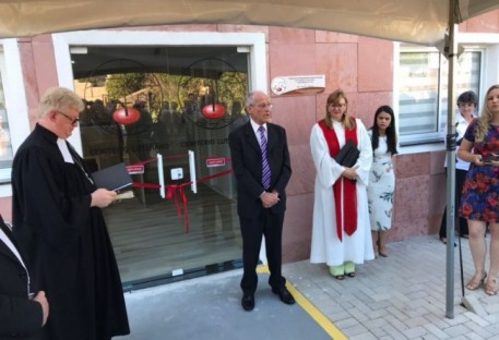 Inauguração Sede Administrativa da CELC - UP