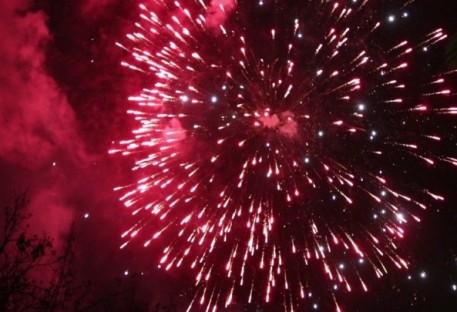 Celebração e fogos de artifício marcam os 500 anos da Reforma em Blumenau/SC