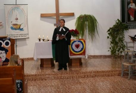 Celebração dos 500 anos da Reforma Luterana na Paróquia de Ernestina/RS