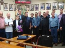 Câmara de Bom Retiro do Sul/RS teve Sessão Solene nesta terça-feira