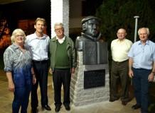 IECLB em Lajeado/RS lança Busto de Martim Lutero