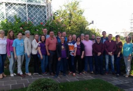 Reunião do Conselho Nacional de Educação Cristã Contínua (CONECC) - Novembro de 2017