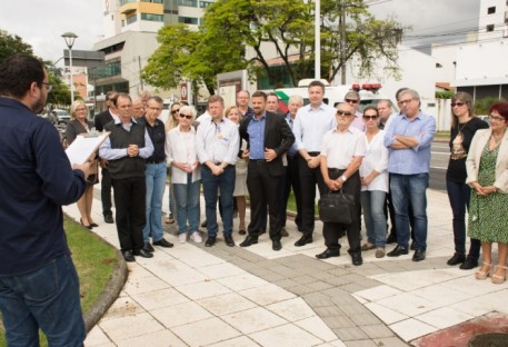 Blumenau ganha Monumento da Reforma no jubileu dos 500 anos