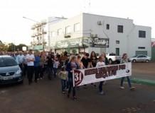 5ª Caminhada da Paz - Tenente Portela/RS
