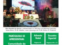 Jornal O Sínodo - Nº. 67 - Outubro - Dezembro 2017