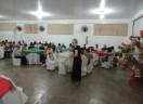 Jantar de encerramento dos Casais Reencontristas - Paróquia de Erval Seco/RS