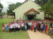 37 anos da Comunidade Bom Pastor, Paróquia Evangélica de Confissão Luterana em Espigão do Oeste - RO