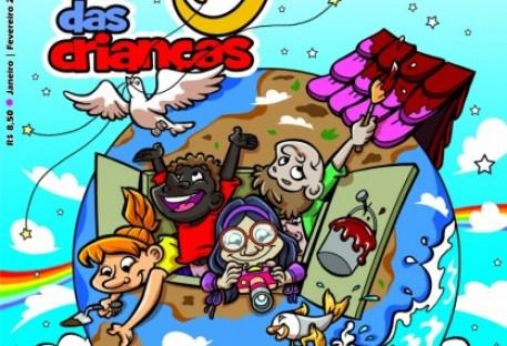 Chegou a nova edição da revista O Amigo das Crianças!
