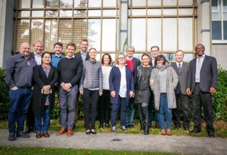 IECLB participa do Encontro do Comitê para o Serviço da Federação Luterana Mundial