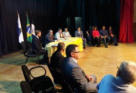 Sessão Solene na Câmara Municipal de Nova Friburgo/RJ
