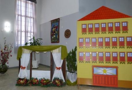 Noite de Natal do Culto Infantil