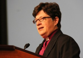 A Bispa Presidente da ELCA responde à decisão de mudar a embaixada dos EUA em Israel