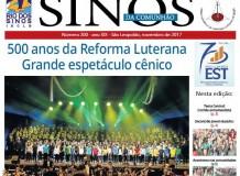 Jornal Sinos da Comunhão - Ano 19 - Nº. 200 - Novembro 2017