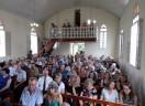 Culto especial de Instalação da diretoria da nova Paróquia Evangélica Caminho de Cristo