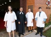 Culto de Confirmação na Comunidade de Ernestina/RS